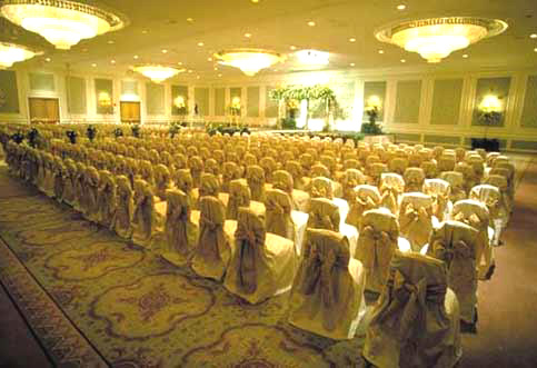 BANQUET HALL CHAIR COVERS  II