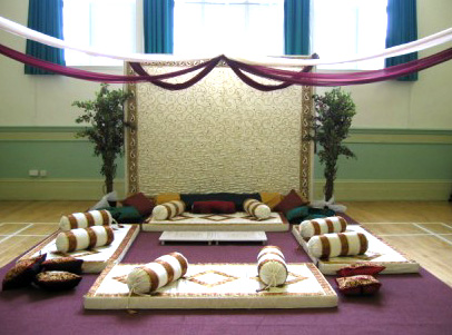 VIVAH MEHNDI DECORATION THEME