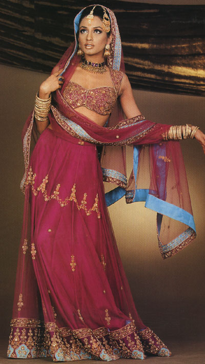 SHARARA RING CEREMONY DRESS