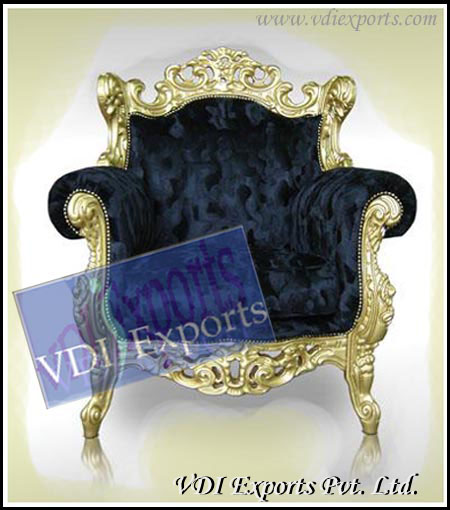 ROYAL CARVED CHAIR