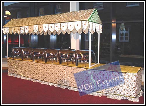 WEDDING STALL DECORATION 03