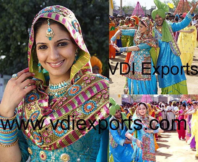 BOLLYWOOD  MITTI  WAJAAN MARDI MOVIE PUNJABI SUIT