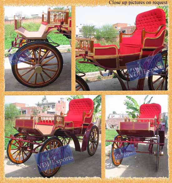 PRIESTS RELIGIOUS CARRIAGE