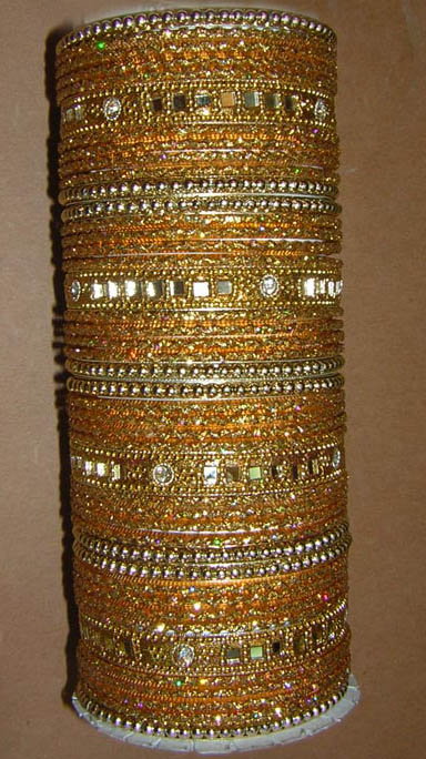 WEDDING CHOORA , CHURDA , BANGLES and Indian Wedding Accessories