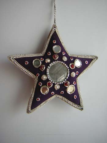 STAR CAR HANGING