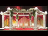 SIX PILLARED ROYAL WEDDING MANDAP