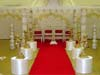 MATCHING SIX PILLARED MANDAP