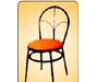 DOUBLE SQUARE CHAIR