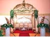 WROUGHT IRON DOM  MANDAP