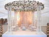 DESIGNER FIBRE WEDDING MANDAP