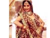BOLLYWOOD MADHURI DIXIT DEVDAS EMBROIDERED DRESS