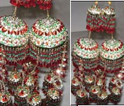 MULTI COLOR CRYSTAL WEDDING CALIRAAH