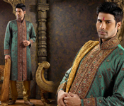 DESIGNER WEDDING GROOM SHERWANI