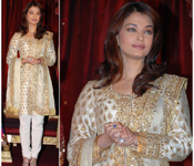 BOLLYWOOD AISHWARYA BACHCHAN EMBROIDERED SUIT