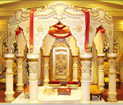 LATEST WEDDING MANDAP