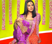 BOLLYWOOD PREITY ZINTA EMBROIDERED SUIT