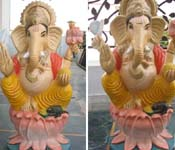 WELCOME GANESHA STATUES