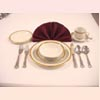 CENTER TABLE CROCKERY