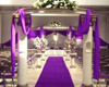 FIBRE ROUND WEDDING MANDAP